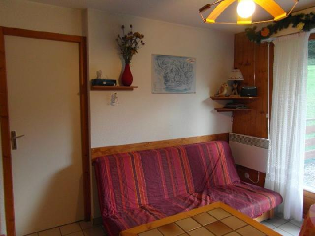 Location au ski Appartement 3 pièces coin montagne 5 personnes (IRI005) - Résidence les Iris - Châtel - Appartement