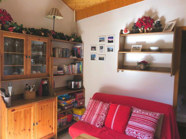 Location au ski Appartement 2 pièces coin montagne 5 personnes (M24) - Résidence les Jonquilles - Châtel