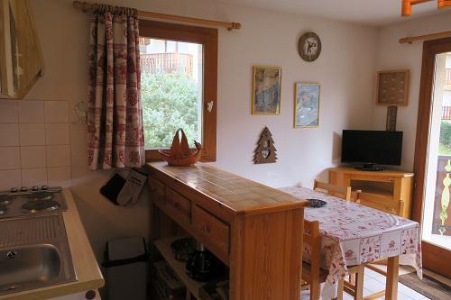 Location au ski Appartement 2 pièces 4 personnes (B22) - Résidence les Jonquilles - Châtel - Appartement