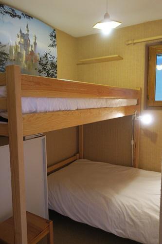 Location au ski Appartement 2 pièces 4 personnes (B22) - Résidence les Jonquilles - Châtel - Chambre