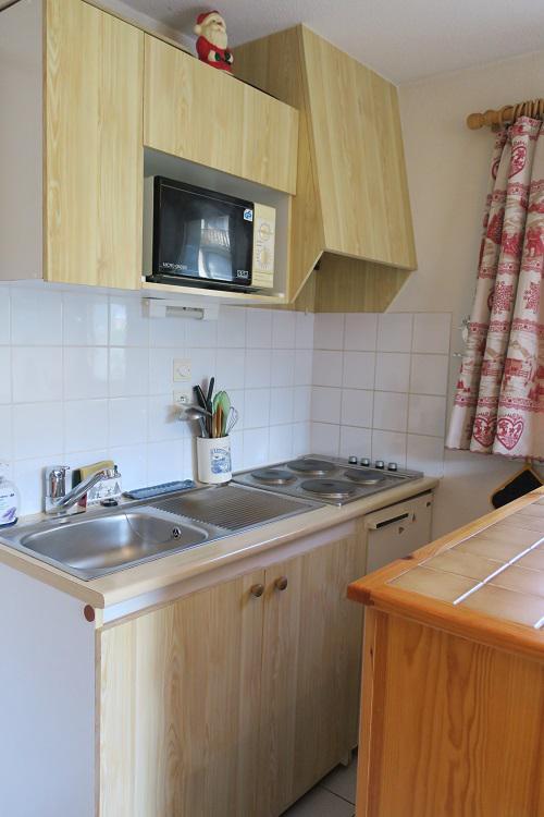 Location au ski Appartement 2 pièces 4 personnes (B22) - Résidence les Jonquilles - Châtel - Cuisine