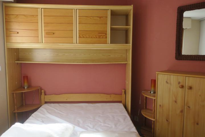 Location au ski Appartement 2 pièces cabine 4 personnes (M7) - Résidence les Jonquilles - Châtel - Chambre