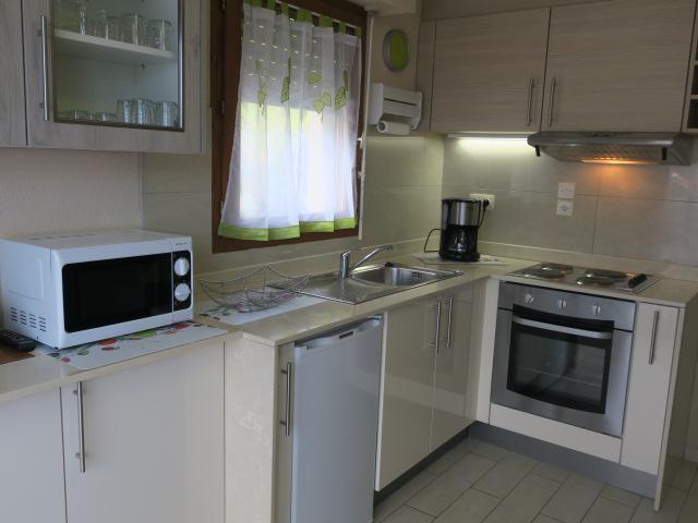 Location au ski Appartement 2 pièces cabine 4 personnes (M7) - Résidence les Jonquilles - Châtel - Cuisine