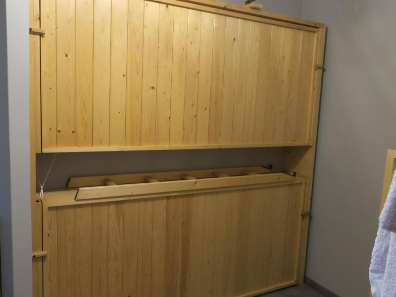 Location au ski Logement 2 pièces 5 personnes (JQB9) - Résidence les Jonquilles - Châtel - Chambre