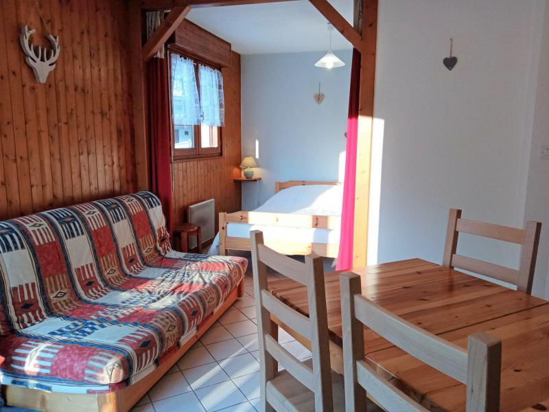Location au ski Logement 2 pièces 5 personnes (JQB9) - Résidence les Jonquilles - Châtel - Séjour