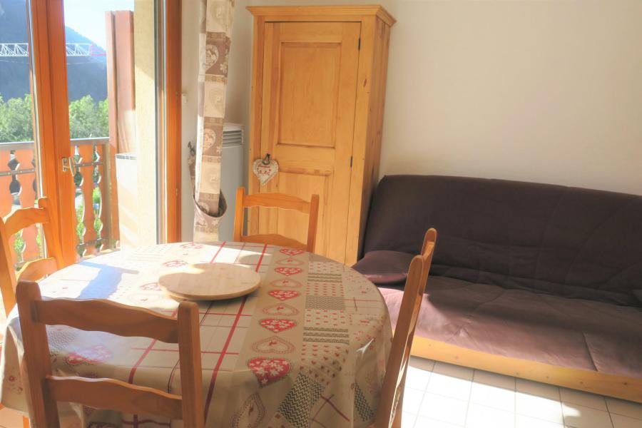 Location au ski Studio coin montagne 4 personnes (C11) - Résidence les Jonquilles - Châtel - Séjour