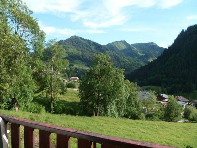 Location au ski Appartement 3 pièces coin montagne 6 personnes (MAR001) - Résidence les Marguerites - Châtel