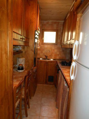 Location au ski Appartement 3 pièces coin montagne 6 personnes (MAR001) - Résidence les Marguerites - Châtel - Kitchenette