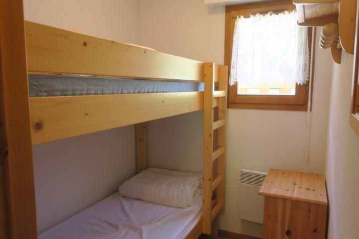 Location au ski Appartement 2 pièces cabine 6 personnes (9) - Résidence les Myrtilles - Châtel - Baignoire