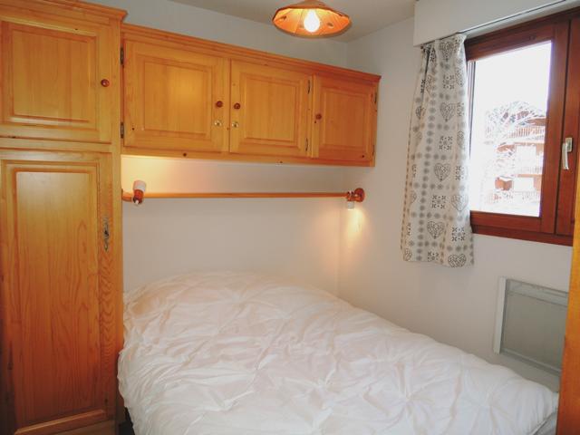 Location au ski Appartement 2 pièces cabine 6 personnes (9) - Résidence les Myrtilles - Châtel - Chambre