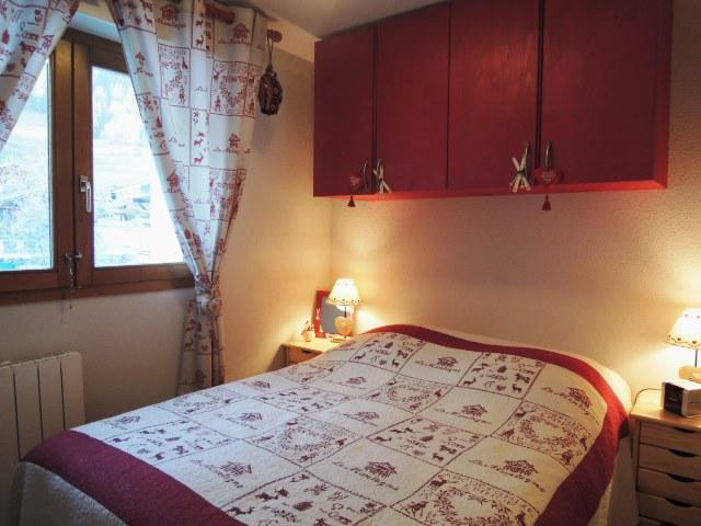 Location au ski Appartement 2 pièces coin montagne 4 personnes (8) - Résidence les Myrtilles - Châtel - Chambre