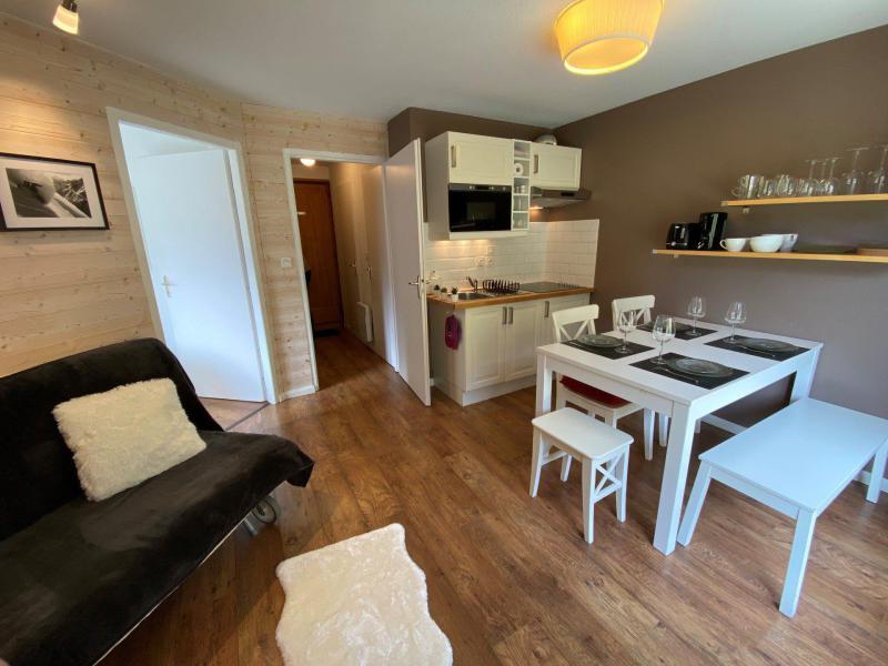 Location au ski Appartement 2 pièces coin montagne 6 personnes (4) - Résidence les Myrtilles - Châtel - Canapé-lit