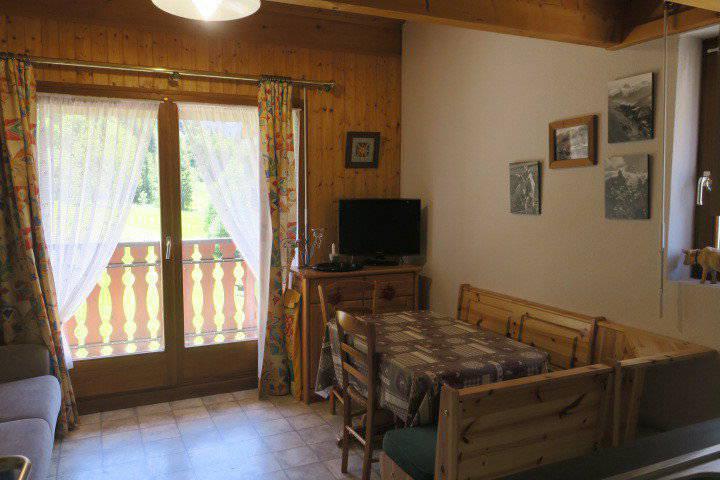 Location au ski Appartement 3 pièces 6 personnes (24) - Résidence les Myrtilles - Châtel - Chambre