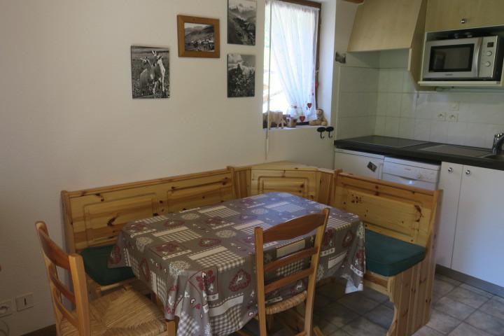 Location au ski Appartement 3 pièces 6 personnes (24) - Résidence les Myrtilles - Châtel - Séjour