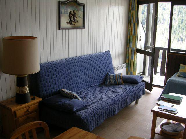 Rent in ski resort Studio 3 people (RHO404) - Résidence les Rhododendrons - Châtel - Apartment