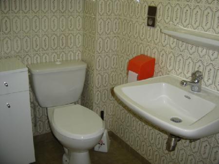Rent in ski resort Studio 3 people (RHO504) - Résidence les Rhododendrons - Châtel - Bathroom