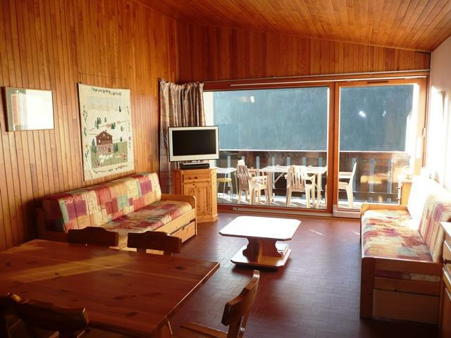 Location au ski Appartement 2 pièces 4 personnes (7) - Résidence les Seilles - Châtel - Séjour