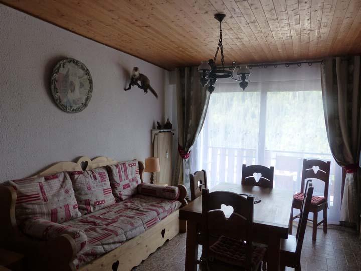 Location au ski Appartement 2 pièces 5 personnes (2829) - Résidence les Snailles - Châtel