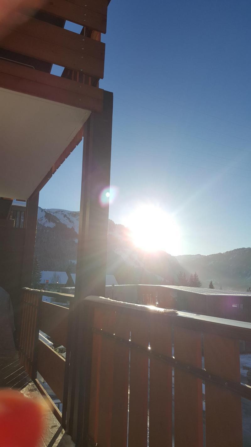 Rent in ski resort 2 room apartment 5 people (2829) - Résidence les Snailles - Châtel