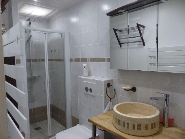 Ski verhuur Appartement 2 kamers 5 personen (2829) - Résidence les Snailles - Châtel - Badkamer
