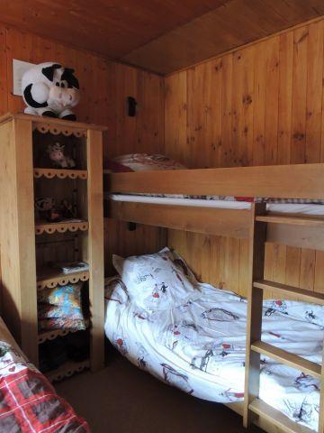 Ski verhuur Appartement 2 kamers 5 personen (2829) - Résidence les Snailles - Châtel - Stapelbedden