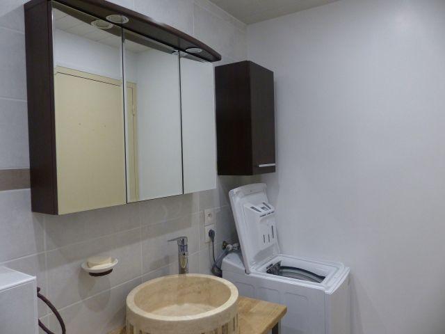 Ski verhuur Appartement 2 kamers 5 personen (2829) - Résidence les Snailles - Châtel - Wasmachine