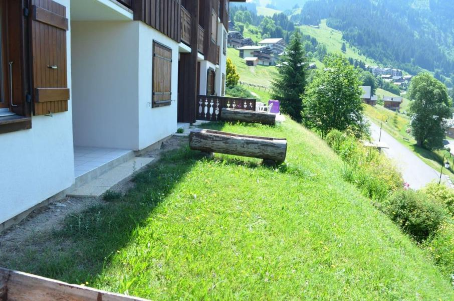 Location au ski Appartement 2 pièces coin montagne 5 personnes (002) - Résidence les Sorbiers - Châtel