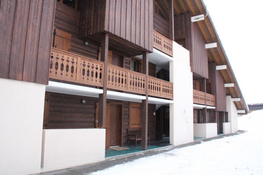 Vacaciones en montaña Apartamento 3 piezas para 6 personas (009) - Résidence les Sorbiers - Châtel - Invierno
