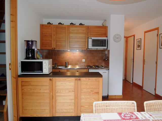 Location au ski Appartement 2 pièces mezzanine 4 personnes (8) - Résidence les Tartifles - Châtel - Kitchenette