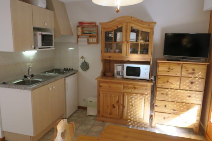 Wynajem na narty Apartament 2 pokojowy z alkową 4 osoby (12) - Résidence les Violettes - Châtel