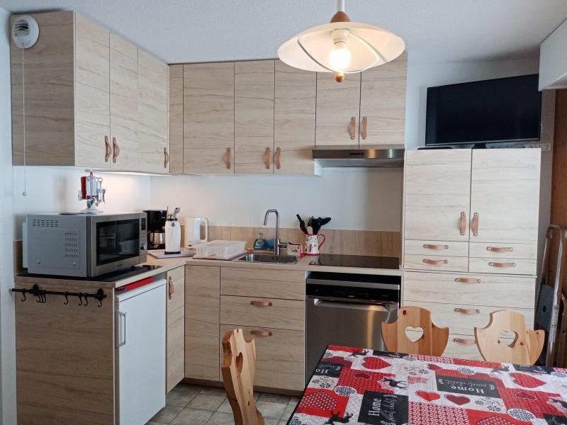 Location au ski Appartement 2 pièces coin montagne 4 personnes (12) - Résidence les Violettes - Châtel - Appartement