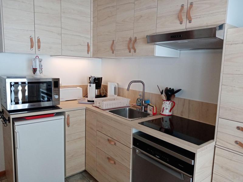 Location au ski Appartement 2 pièces coin montagne 4 personnes (12) - Résidence les Violettes - Châtel - Cuisine