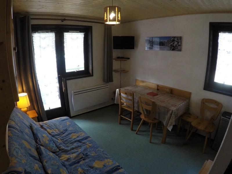 Wynajem na narty Studio 4 osoby (25A) - Résidence les Voinettes - Châtel
