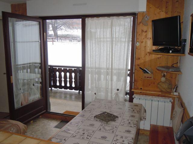 Location au ski Appartement 2 pièces coin montagne 4 personnes (PNG004B) - Résidence Perce Neige - Châtel - Coin repas
