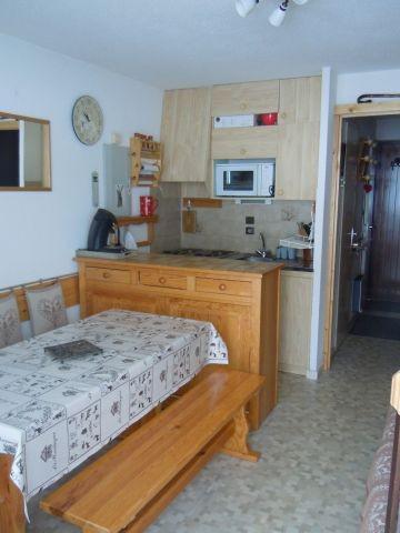 Location au ski Appartement 2 pièces coin montagne 4 personnes (PNG004B) - Résidence Perce Neige - Châtel - Kitchenette