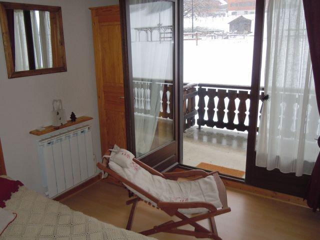 Location au ski Appartement 2 pièces coin montagne 4 personnes (PNG004B) - Résidence Perce Neige - Châtel - Séjour