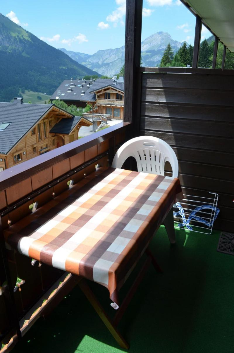 Location au ski Studio coin montagne 3 personnes (PER009) - Résidence Perchoir - Châtel