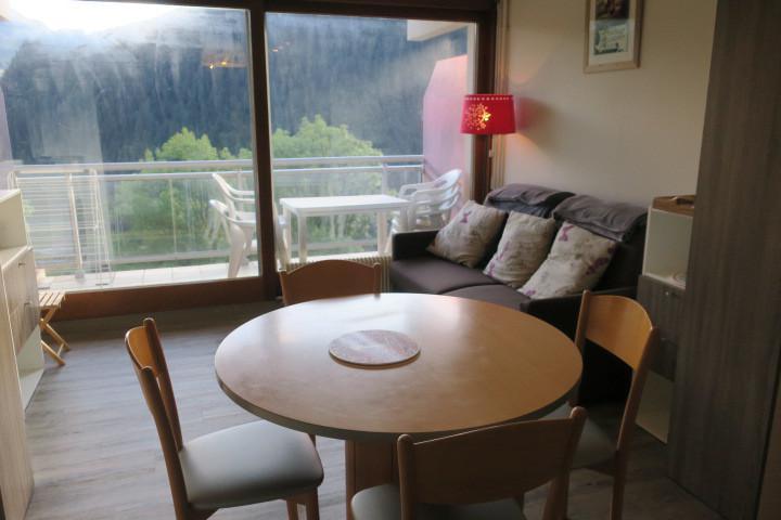 Location au ski Studio cabine 4 personnes (8) - Résidence Solarium - Châtel - Appartement