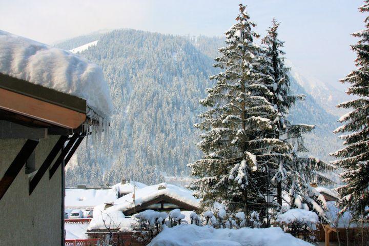 Vacaciones en montaña Estudio -espacio montaña- para 4 personas (VIC010) - Résidence Vicking - Châtel - Invierno