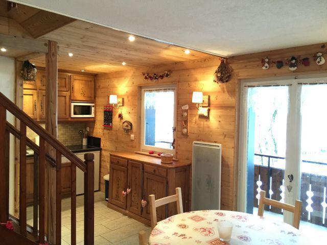 Location au ski Appartement duplex 3 pièces 6 personnes (YT4068) - Résidence Yéti - Châtel