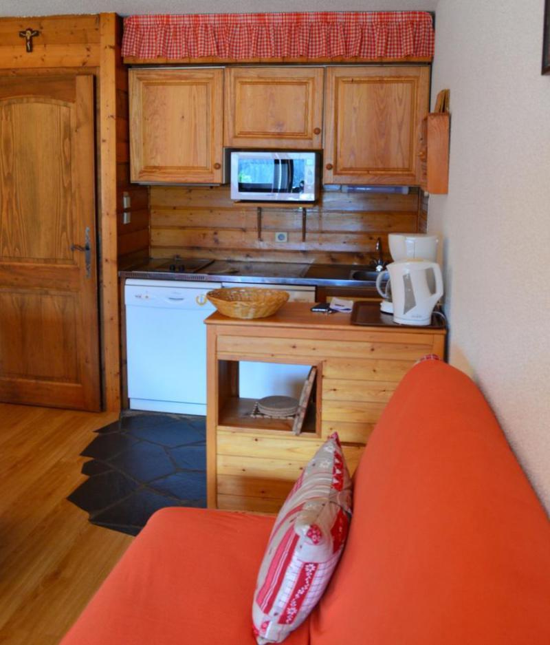 Location au ski Studio cabine 4 personnes (YT2178) - Résidence Yéti - Châtel
