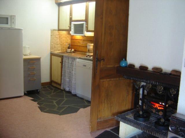 Location au ski Appartement 2 pièces 5 personnes (YT1069) - Résidence Yéti - Châtel - Cuisine