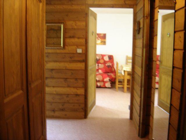 Location au ski Appartement 2 pièces 5 personnes (YT1069) - Résidence Yéti - Châtel - Entrée