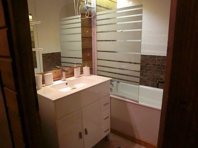 Location au ski Appartement 2 pièces 5 personnes (YT1069) - Résidence Yéti - Châtel - Salle de bains