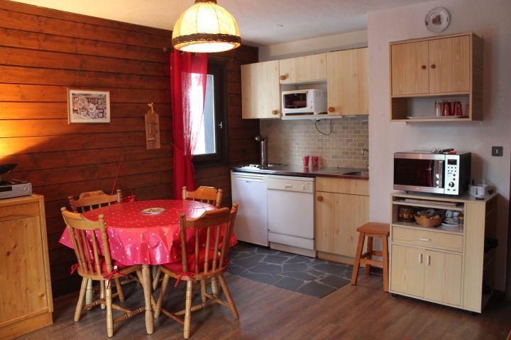Location au ski Appartement 2 pièces coin montagne 4 personnes (YT4052) - Résidence Yéti - Châtel - Kitchenette
