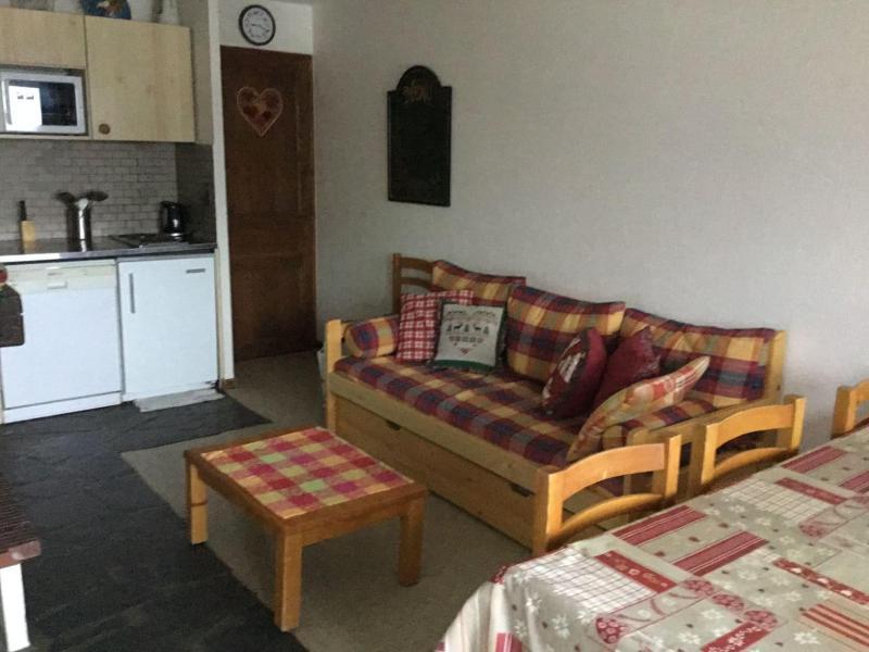 Location au ski Appartement duplex 3 pièces 6 personnes (YT4065) - Résidence Yéti - Châtel - Banquette-lit