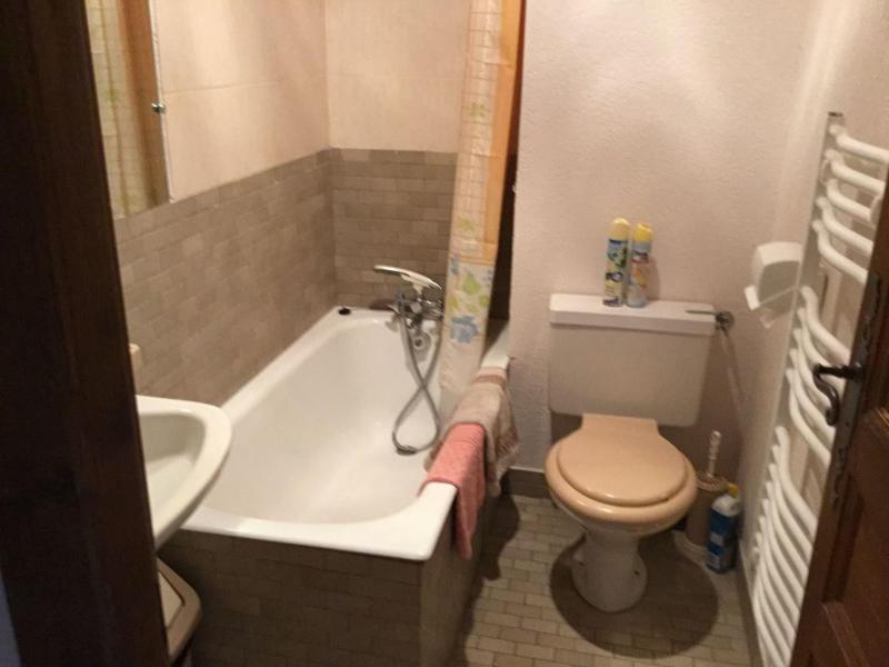 Location au ski Appartement duplex 3 pièces 6 personnes (YT4065) - Résidence Yéti - Châtel - Salle de bains
