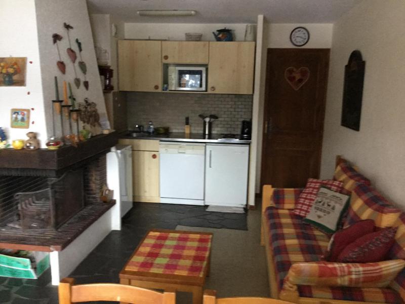 Location au ski Appartement duplex 3 pièces 6 personnes (YT4065) - Résidence Yéti - Châtel - Séjour