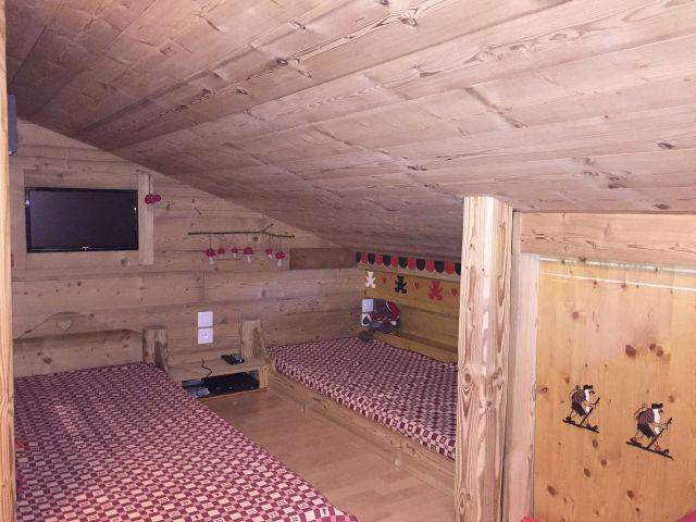 Location au ski Appartement duplex 3 pièces 6 personnes (YT4068) - Résidence Yéti - Châtel - Chambre