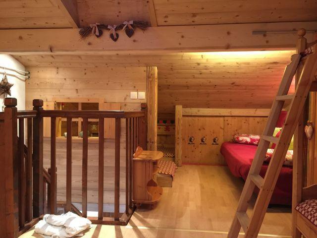 Location au ski Appartement duplex 3 pièces 6 personnes (YT4068) - Résidence Yéti - Châtel - Mezzanine